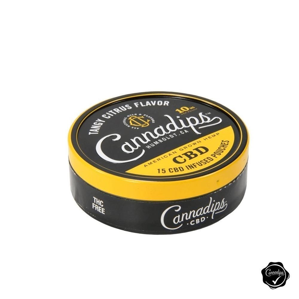 Cannadips CBD Side