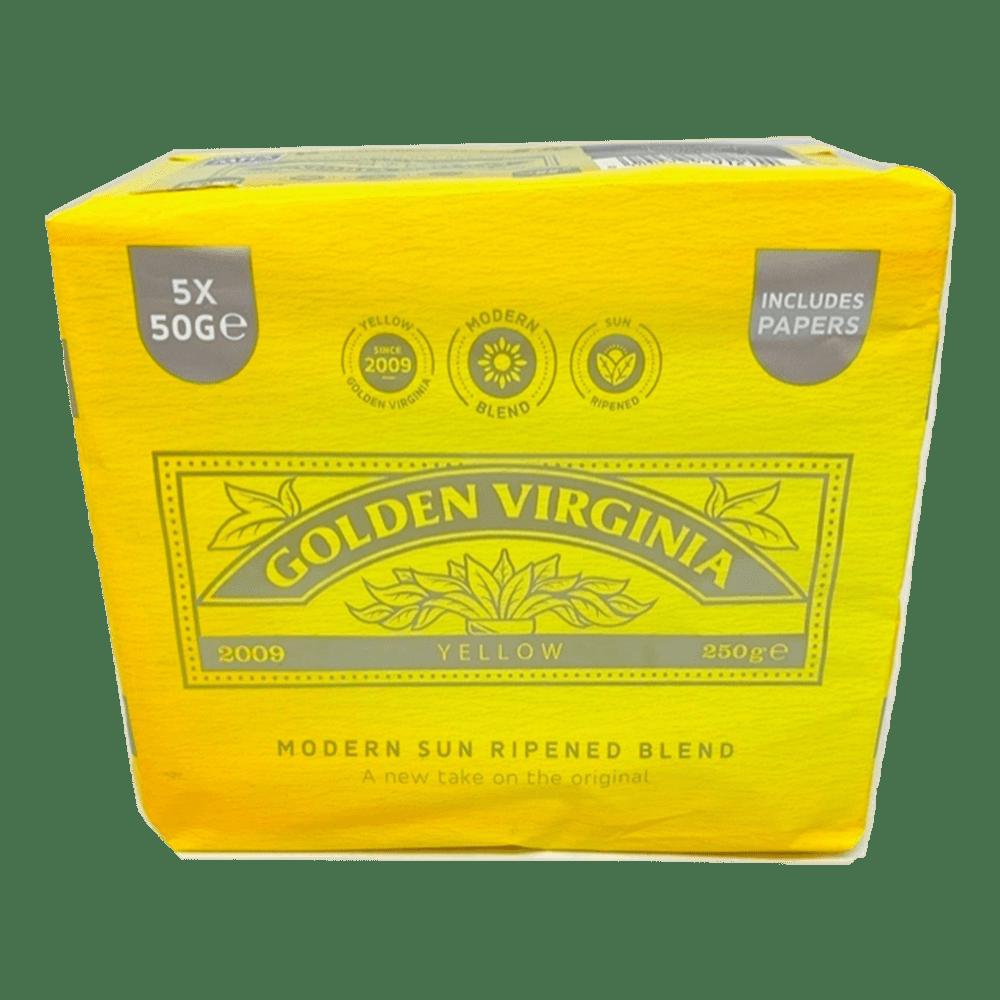 Golden Virginia 50g pouch