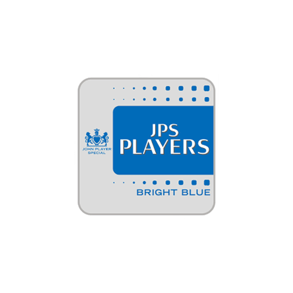 JPS Players Bright Blue