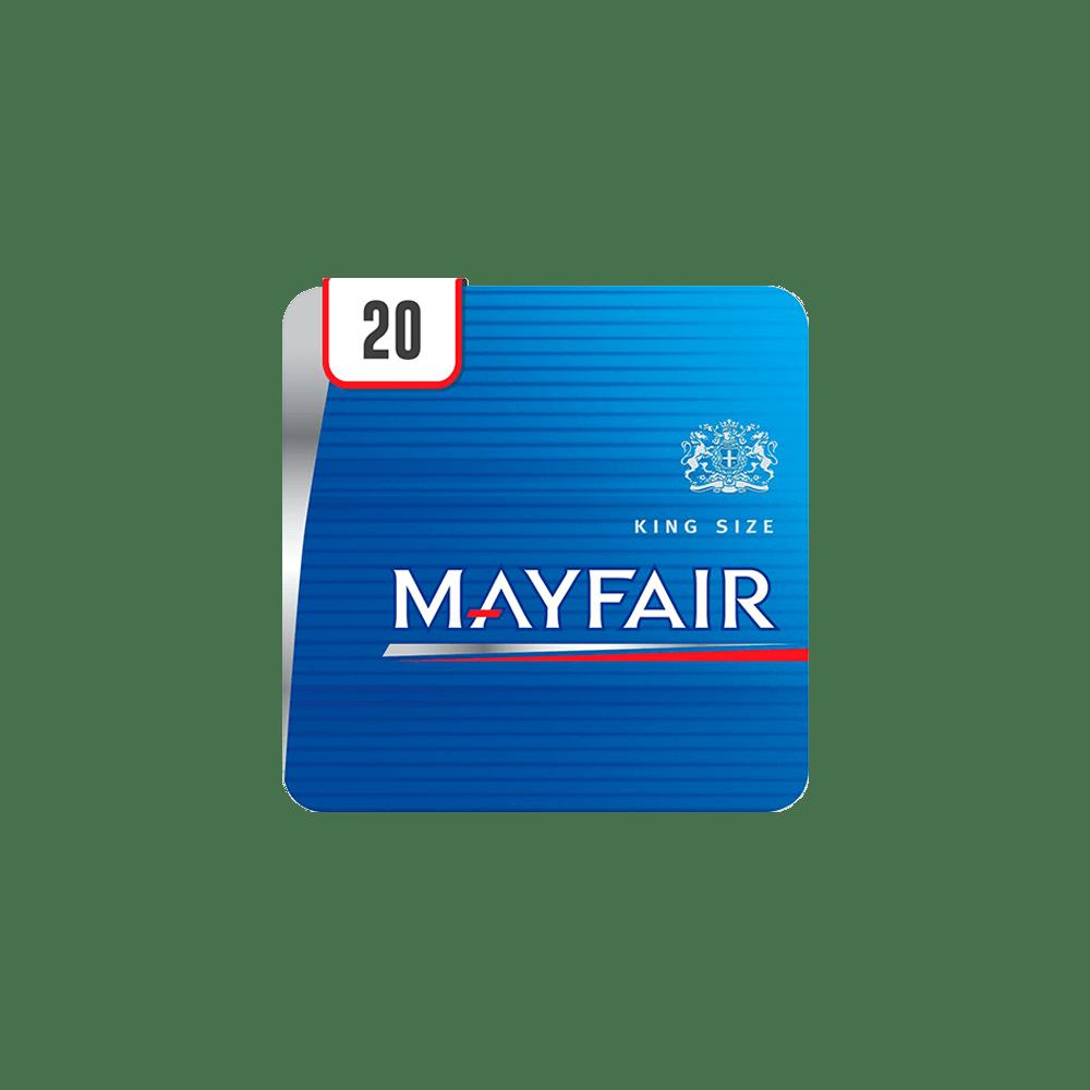 Mayfair Org Blue