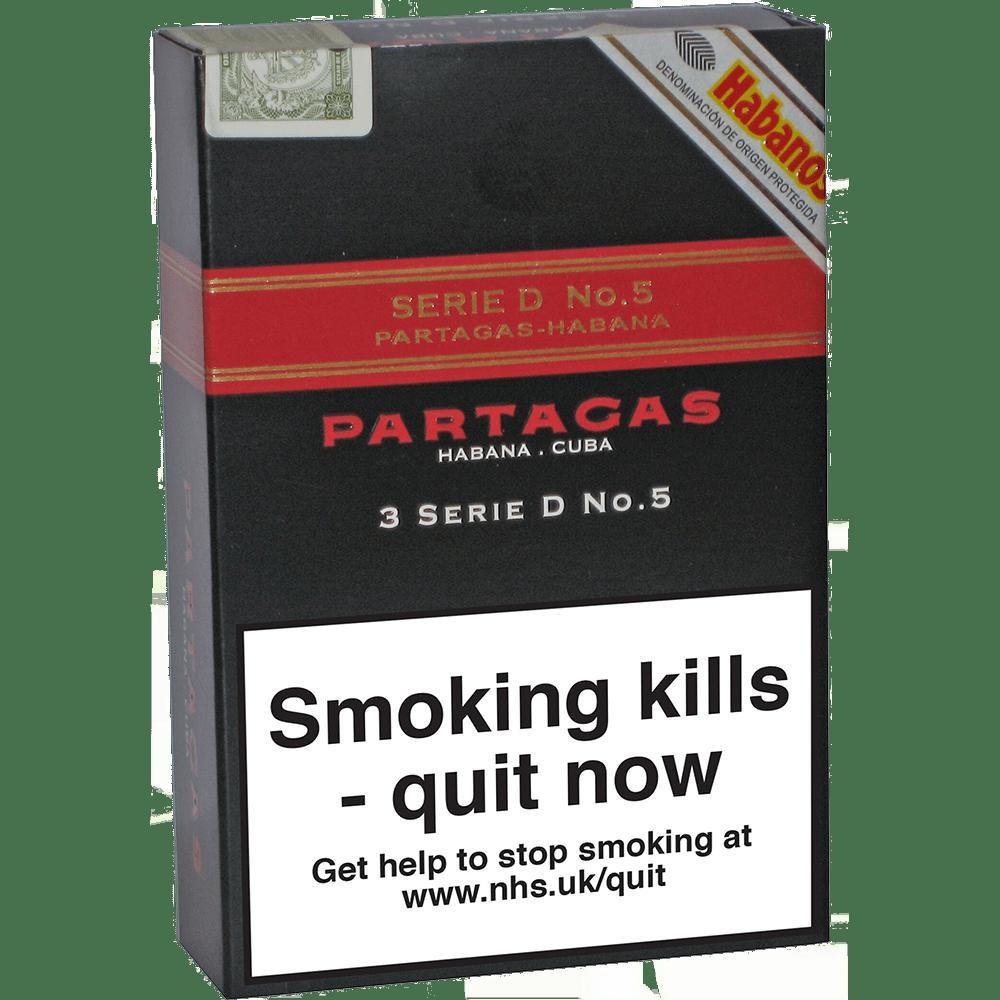 Partagas Serie D No5 3 59.99