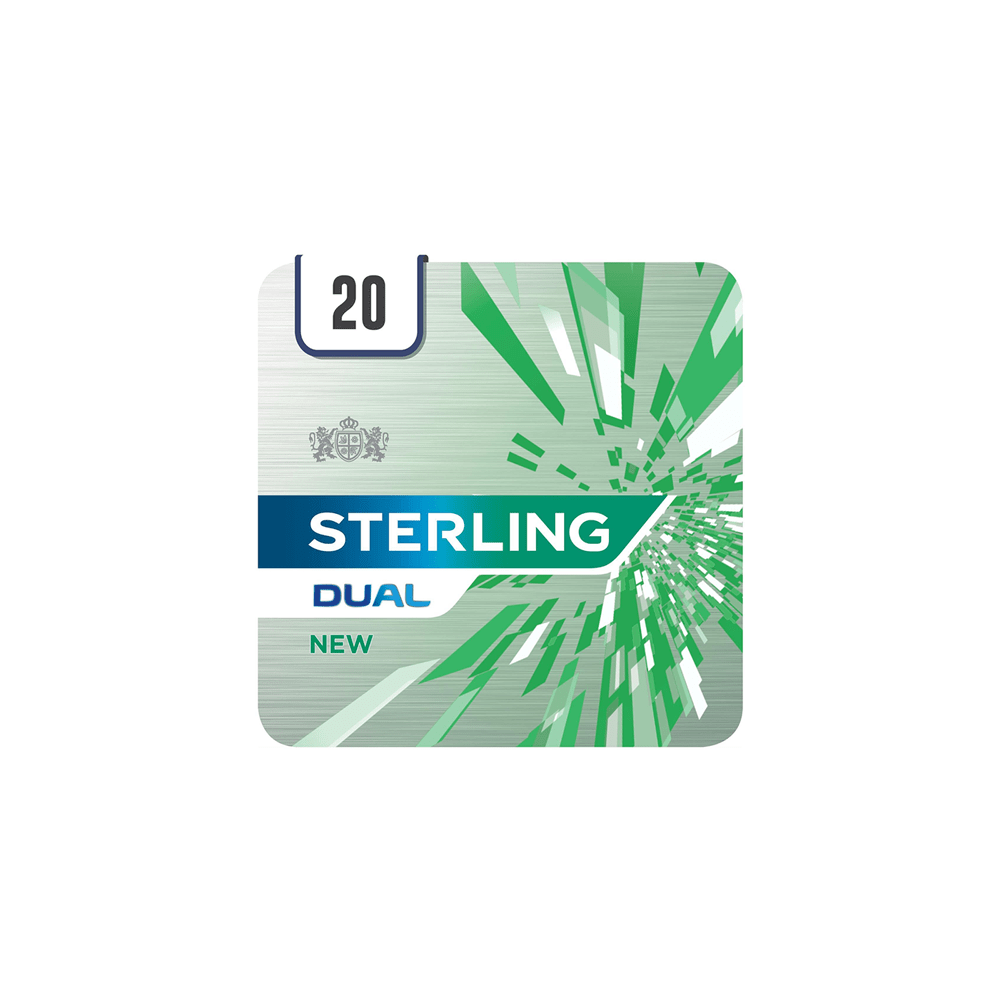 Sterling New Dual